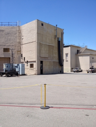 Warner Bros Studios ER County General