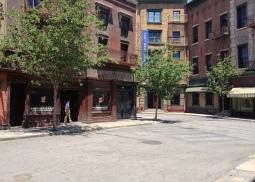 Warner Bros Studios Hennesy Street