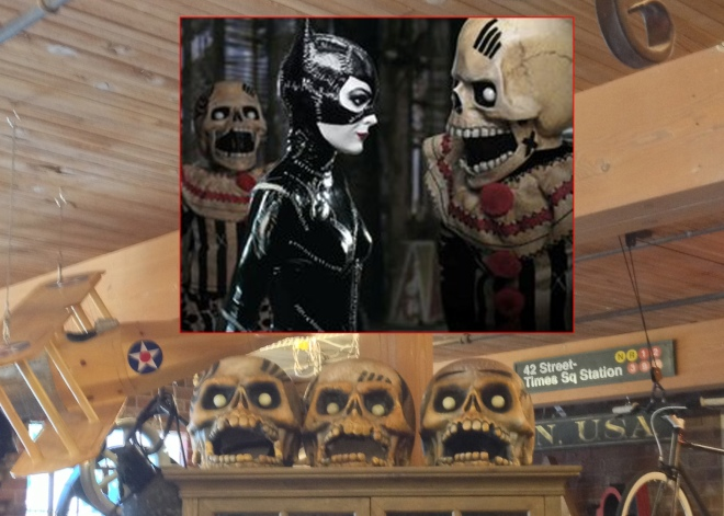 Batman Returns Penguin Skulls