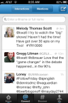 Melody Thomas Scott Twitter Reply