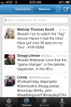 Melody Thomas Scott Twitter Reply