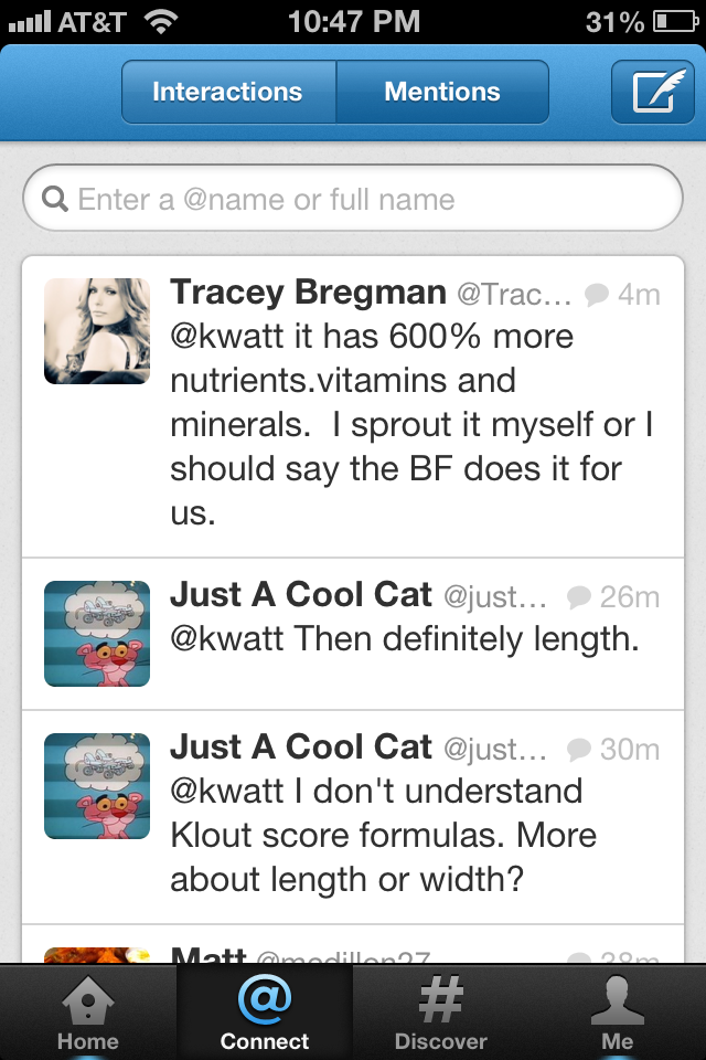 Twitter Tracey Bregman Young and the Restless