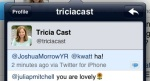 Tricia Cast Young and the Restless