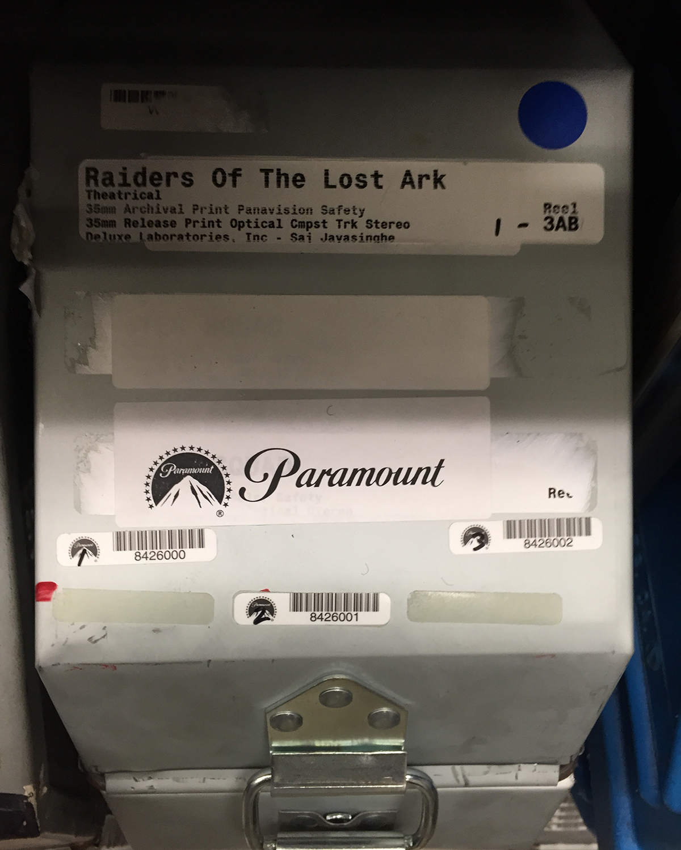 Paramount-Studios-Raiders-Of-The-Lost-Ark-VIP-Tour | The