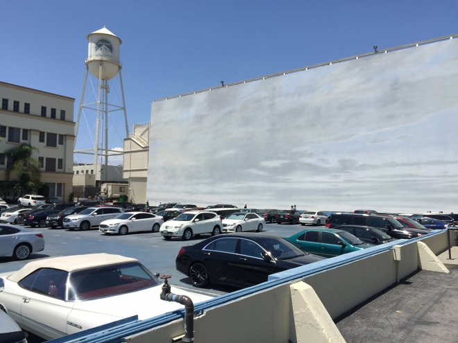 Paramount Studios water tank